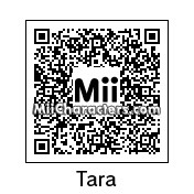 QR Code for Tara Chambler by Mordecai