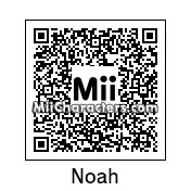 QR Code for Noah by Mordecai
