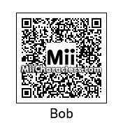QR Code for Bob Stookey by Mordecai