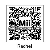 QR Code for Rachel Elizabeth Dare by holla22