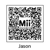 QR Code for Jason Grace by holla22
