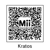 QR Code for Kratos Aurion by SAMU0L0