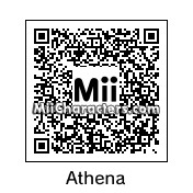 QR Code for Athena Cykes by CancerTurtle