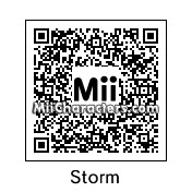 QR Code for Storm by Midna