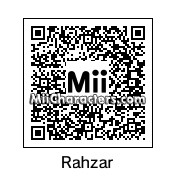 QR Code for Rahzar by !SiC