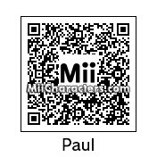 QR Code for Paul Dierden by Mordecai