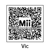 QR Code for Vic Schmidt by Mordecai