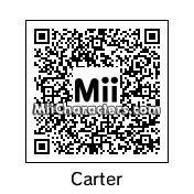 QR Code for Carter Kane by holla22