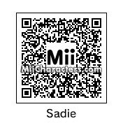 QR Code for Sadie Kane by holla22