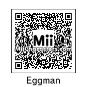 QR Code for Dr. Eggman by Speed456