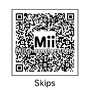 QR Code for Skips by Mike91