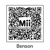 QR Code for Benson by Mike91