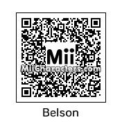 QR Code for Belson by Mike91