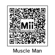 QR Code for Muscle Man by Mike91