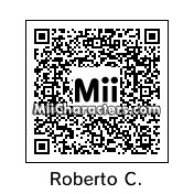 QR Code for Roberto Clemente by 3dsGamer2007
