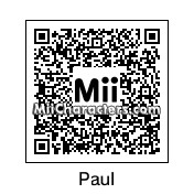 QR Code for Paul McCartney by Tobi Uchiha