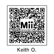 QR Code for Keith Olbermann by Seiun