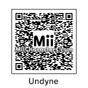 QR Code for Undyne by Pod