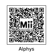 QR Code for Alphys by Pod