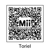 QR Code for Toriel by Pod