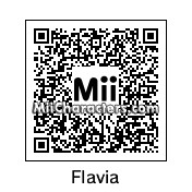 QR Code for Flavia by bibarel