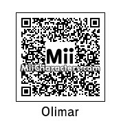 QR Code for Olimar by godehteikooc