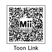 QR Code for Toon Link by godehteikooc