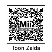 QR Code for Toon Zelda by godehteikooc