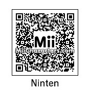 QR Code for Ninten by godehteikooc