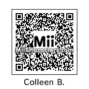 QR Code for Colleen Ballinger by Magicmadddy