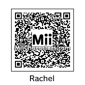 QR Code for Rachel Ballinger by Magicmadddy