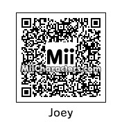 QR Code for Joey Graceffa by Magicmadddy