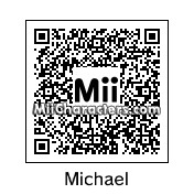 QR Code for Michael Jackson by Magicmadddy