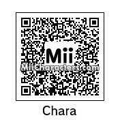 QR Code for Chara by metalsonic71