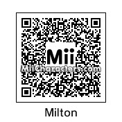 QR Code for Milton Waddams by Bryan
