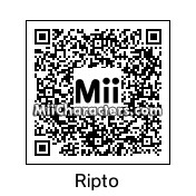 QR Code for Ripto by rhythmclock