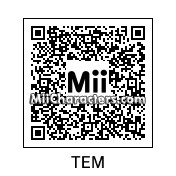 QR Code for Temmie by Data Hawk