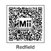 QR Code for Chris Redfield by Data Hawk