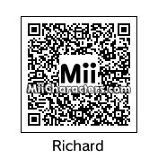 QR Code for Richard Aiken by Data Hawk