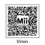 QR Code for Virion by Data Hawk