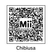 QR Code for Princess Usagi Small Lady Serenity by AZ10er94