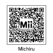 QR Code for Michiru Kaioh by AZ10er94