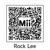 QR Code for Rock Lee by ExtremeBub