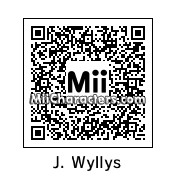 QR Code for Jean Wyllys De Matos Santos by BrazilianNut