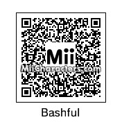 QR Code for Bashful by toni