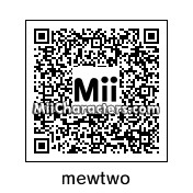 QR Code for Mewtwo by Avery5733