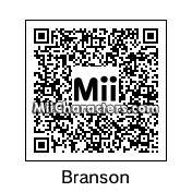QR Code for Sir Richard Branson by rababob