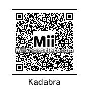 QR Code for Kadabra by Avery5733
