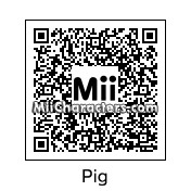 QR Code for Pig by Avery5733