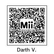 QR Code for Darth Vader by Avery5733